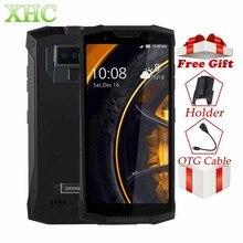 """DOOGEE S80 Lite IP68 Octa, четыре ядра, смартфон с функцией отпечатков пальцев 5,99 """"FHD + безрамочный экран с Беспроводной заряда 13MP Камера 4 Гб 64 ГБ, определение отпечатка пальца NFC, две sim карты, мобильный телефон"""