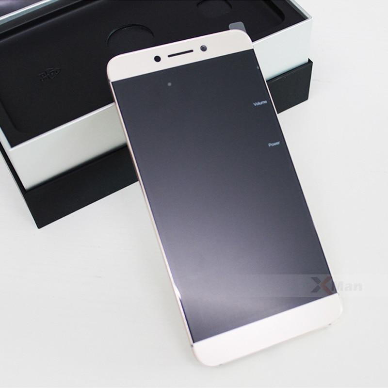 Глобальная версия LeTV LeEco X527, 3G ram, 64G rom, 4G LTE, мобильный телефон Snapdragon 652, четыре ядра, 5,5 дюймов, FHD, 16,0 Мп, отпечаток пальца - 4