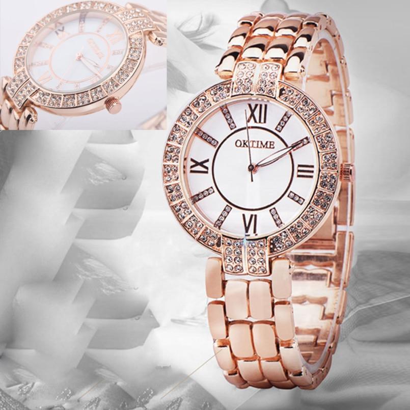 Excellent Quality OKTIME Watches Women Brand Luxury Quartz Watch Women Fashion Ladies Wrist Watches Business Relogio Feminino