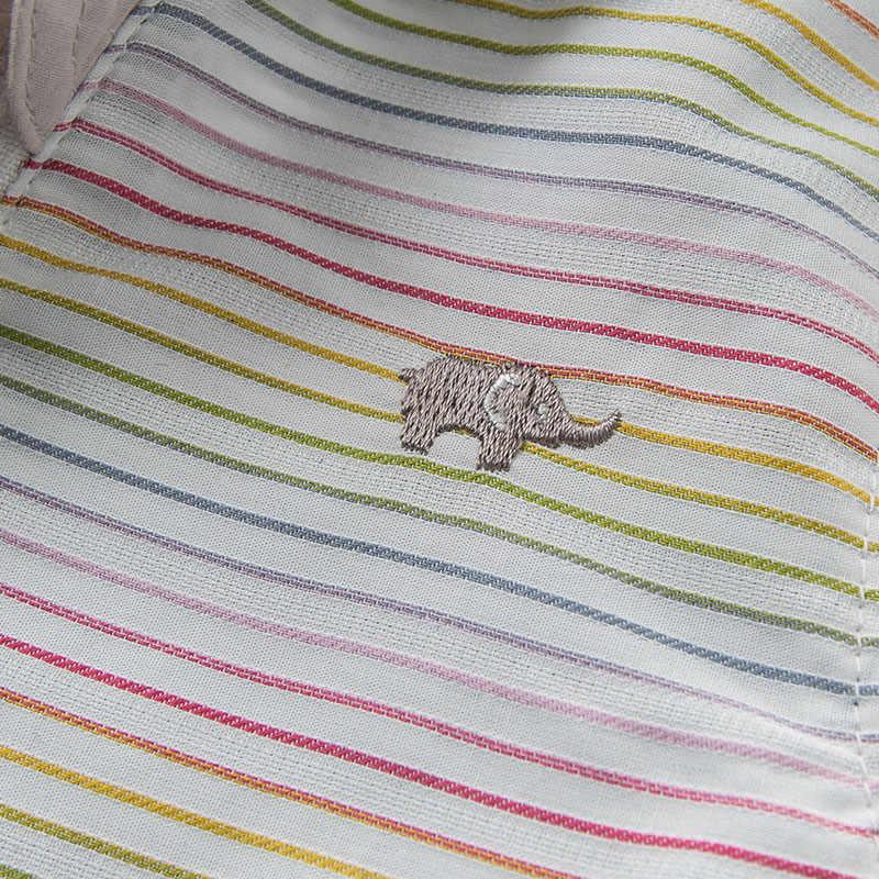 DB9948 Dave Bella mùa xuân cho bé thời trang bé trai mũ trùm áo khoác trẻ em áo trẻ sơ sinh cho bé cao cấp áo khoác ngoài