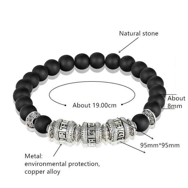Janeyacy брендовый мужской браслет в стиле ретро и женский с