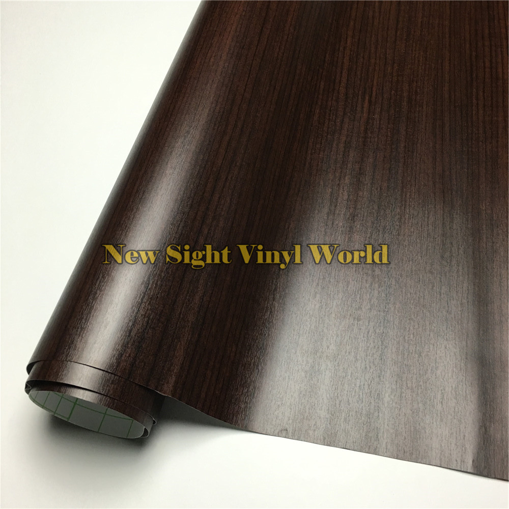 teak car wood grain vinyl roll wrap pvc wood adhesive vinyl floor furniture auto interier size 1. Black Bedroom Furniture Sets. Home Design Ideas