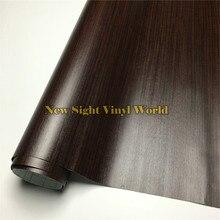 Teak Car Wood Grain Vinyl Roll Wrap PVC Wood Adhesive Vinyl Floor Furniture Auto Interier Size:1.24X50m/Roll(4ft X 165ft)