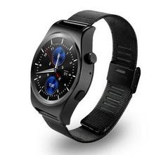 MLx10 Bluetooth  Smart Watch Supports Heart Rate Monitor Altimeter barometric altimeter Bluetooth 4.0 For Android 4.3