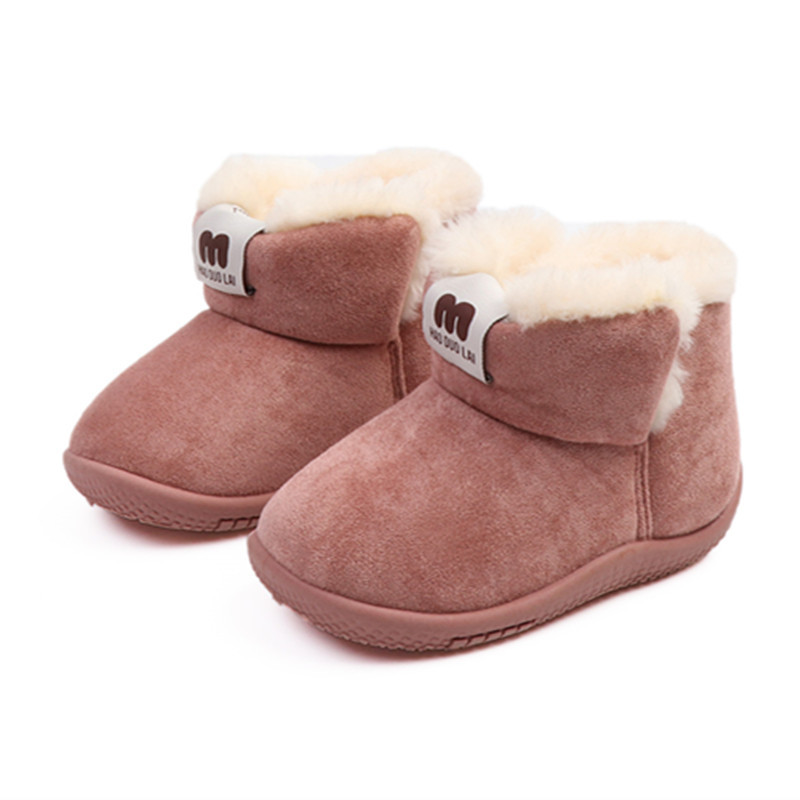 winter baby's first walkers girls boots ugs kids boots for children tipsy toddler girl boots crocs shoes children soft shoes