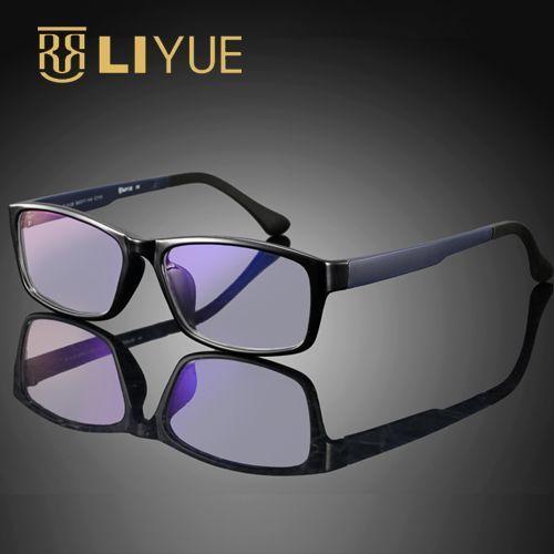 Компьютерные очки женщин очки кадр анти излучения ультрафиолетового очки По Рецепту очки мужчины оптические очки для чтения 2126