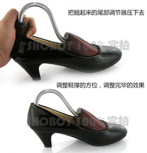 wooden shoe tree high-grade  support shoe shaped fixed shoes for men women shoes Keeper Adjustable