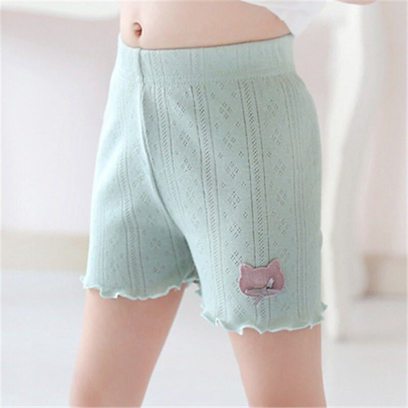 HTB1pazHP4naK1RjSZFBq6AW7VXar - Summer Girls Safety Lace Shorts Pants Underwear Leggings Girl Boxer Briefs Short Beach Pant For Female 3-13 Years Old