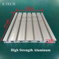Высокопрочный Алюминиевый Профиль 930*240 мм для ЧПУ Гравировальный Станок Направляющей Рабочий Стол 20 мм Толщиной