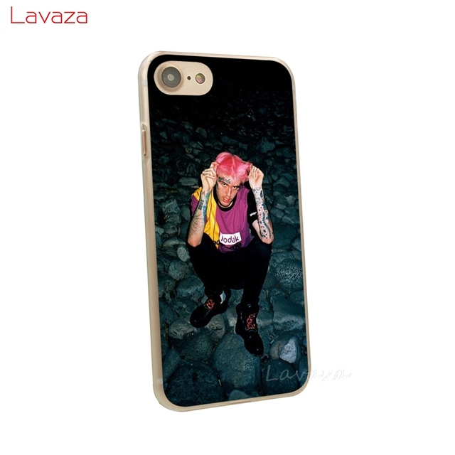 Lavaza Rip Lil Peep XXXTENTACION Rapper singer Hard Phone Case for Apple iPhone 8 7 Plus X 6 6s 5 5s SE Cover for iPhone 7 Case