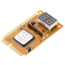 3IN1 Mini PCI/PCI-E/LPC Laptop computer Motherboard Analyzer 2 Digit Tester Diagnostic POST Card