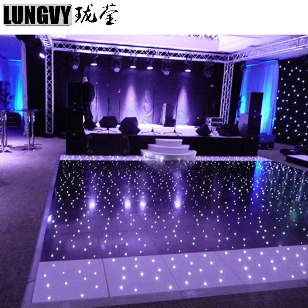 2ft*2ft LED Dance Floor Wedding Disco Dance Floor Party ...