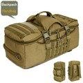 D5 колонка мужская сумка рюкзак сумки 50 л водонепроницаемый военные сумки для ноутбуков износостойкости пакет высокой класс рюкзак