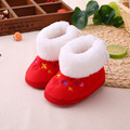 New Boys Grils Baby Shoes Cotton Warm damping Casual Fashion Toddler Shoes Breathable Slip Newborn First Walker Flats Kid Toddle