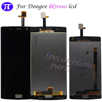 Original For Doogee BL7000 LCD Digitizer Glass Panel Replacement for Doogee BL7000 LCD Display Touch Screen +tool+adhesive