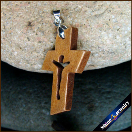 Crucifix for Necklace Jesus 4