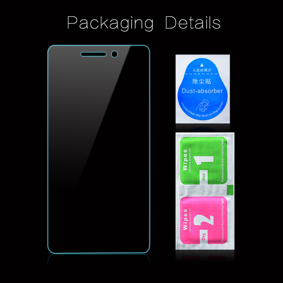 Imido For Lenovo Zuk Z2 Tempered Glass Full Cover Screen Protector 2 Film In Phone Protectors From Cellphones