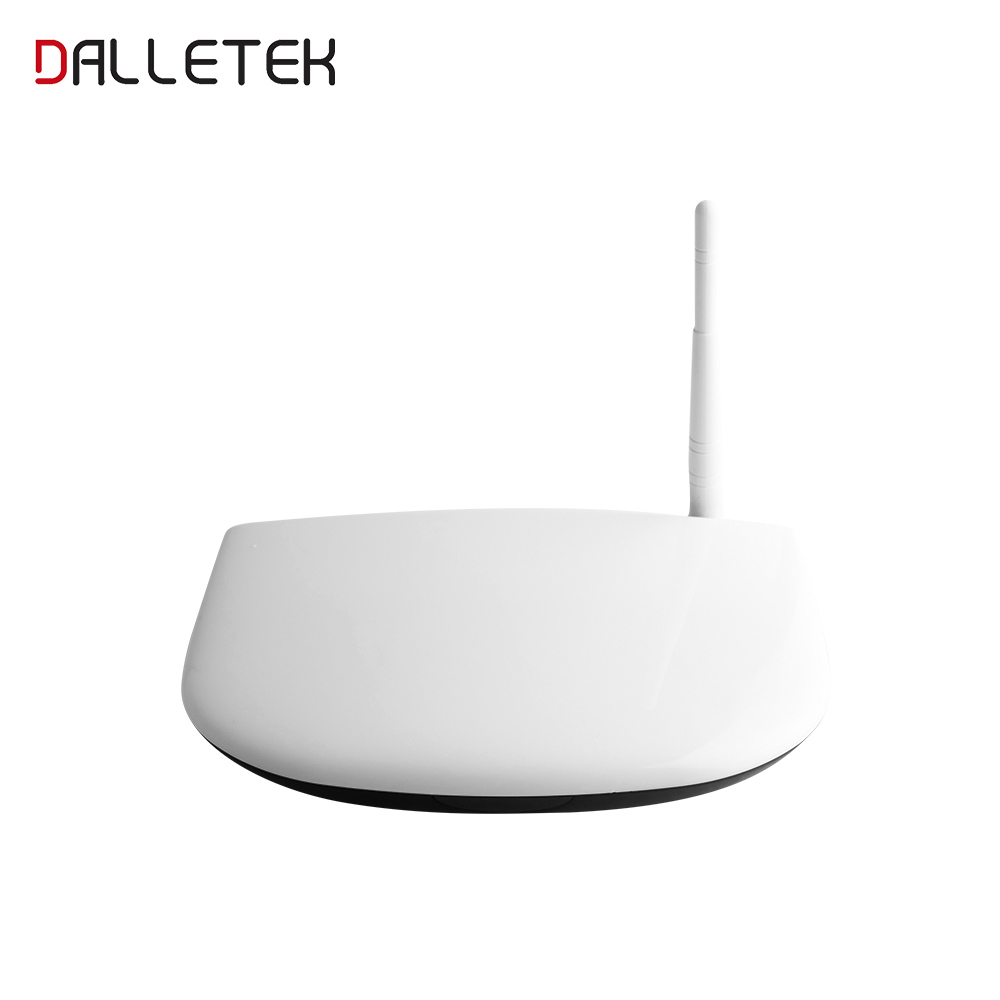 Dalletektv Q1304 Quad Core Android 1G 8G Smart TV Box Set Top Box Full 1080P Support DLNA 4K 3D Build In Wifi