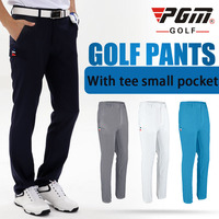 New PGM Golf Men Trousers Spring Summer Men S Sports Pants Thin Section Breathable Pants