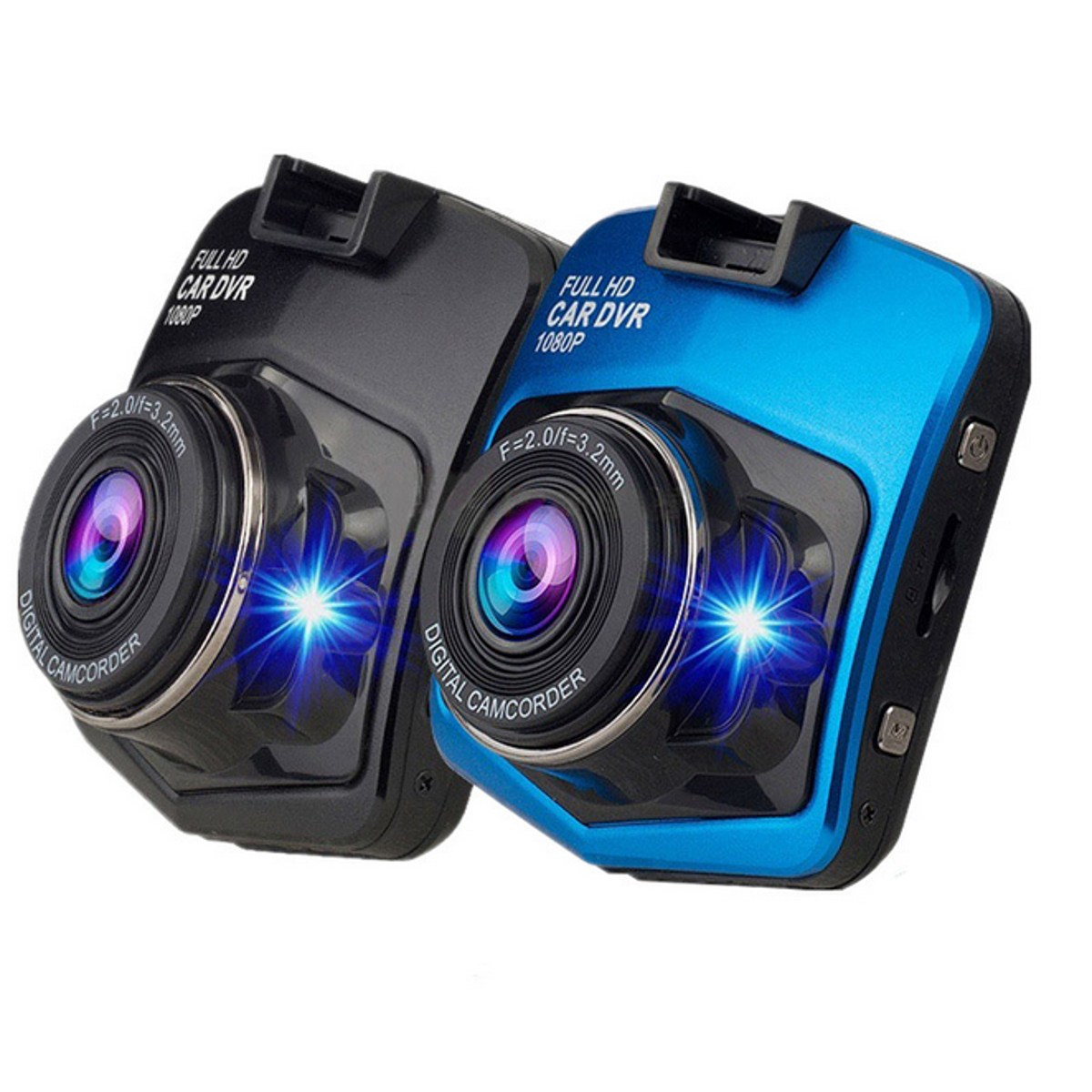 Full HD 1080P Car DVR Video Camera On Cam Dash Camera Car Camcorder 2.4Inch G-Sensor Dash Cam Recorder Night Vision car dvr dash camera full hd 1080p 2 7inch camcorder video registrator parking recorder g sensor dash cam 170 degree night vision