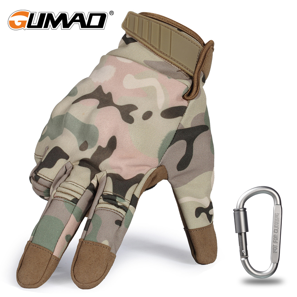 Touch Screen Waterproof Fleece Tactical Army Combat Airsoft Military Hunting Climbing Cycling Hard Knuckle Full Finger Gloves