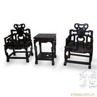 Миниатюрная мебель, Дерево ремесел палисандр кресло украшения