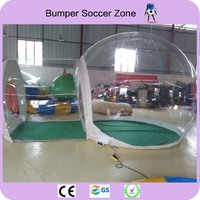 Free Shipping Inflatable Bubble Tent Inflatable Lawn Dome Tent Inflatable Tent Transparent Tent
