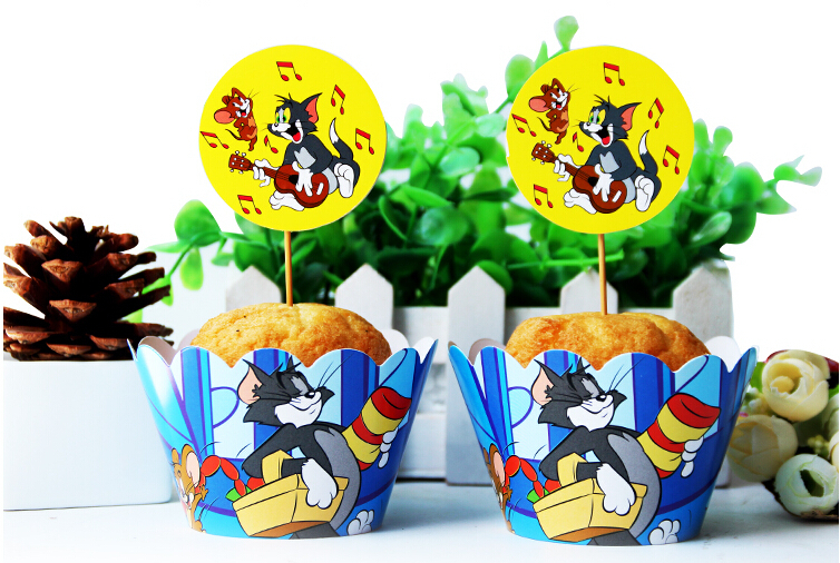 Buy tom and jerry birthday party favors and get free shipping on