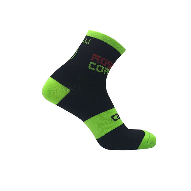 1 Pair Men And Women High Quality Breathable Sweat Socks One Size  0056 3