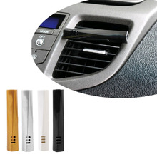 Drop Shipping Car styling Natural Smell Car Air Conditioner Vent Magic Monolick Freshener Fragrance Hot Selling