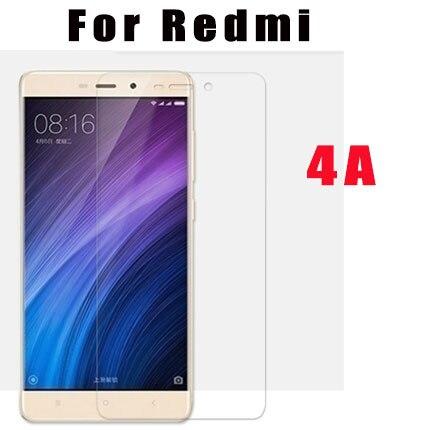 9H 2.5D HD Tempered Glass For Xiaomi Redmi 4 4A pro Screen Protector for Xiaomi 4s mi4c screen Protector Film mi4