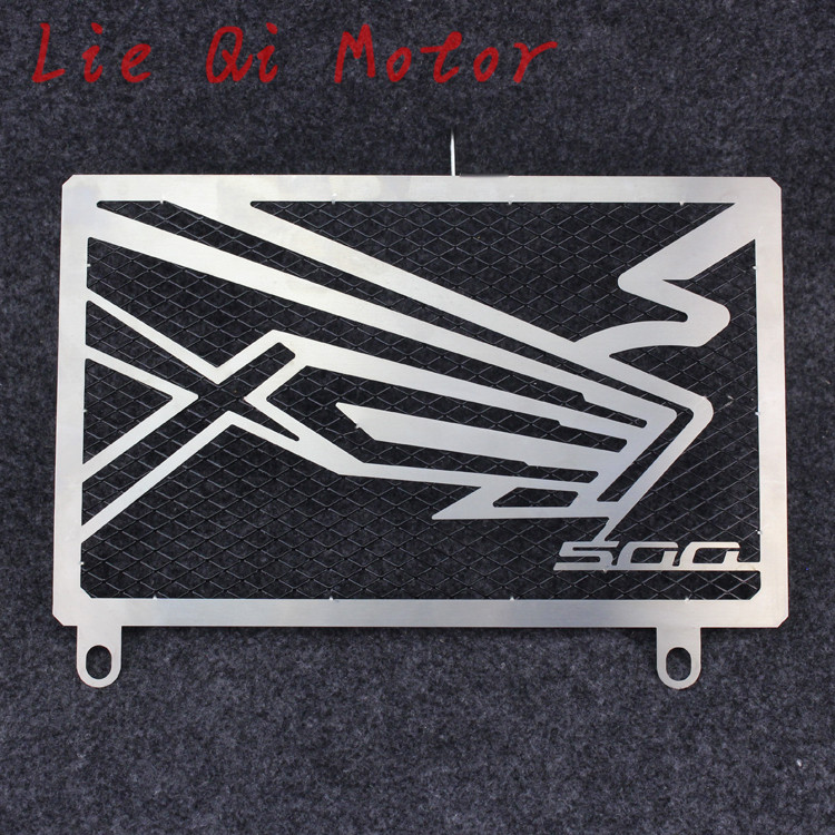 Free Shipping Motorcycle Radiator Water Cooler Protection Guard Cover For HONDA CB500F CB500X CB 500 F X 2013 2014 2015 2016 new listing motorcycle accessories radiator cooler aluminum motorbike radiator for honda cbr400 nc29
