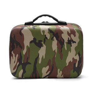 Image 4 - New Camouflage Storage Bag NS Carrying Case for Nintend Switch Nylon EVA Handbag Shockproof for Nintendo Switch Game Accessories
