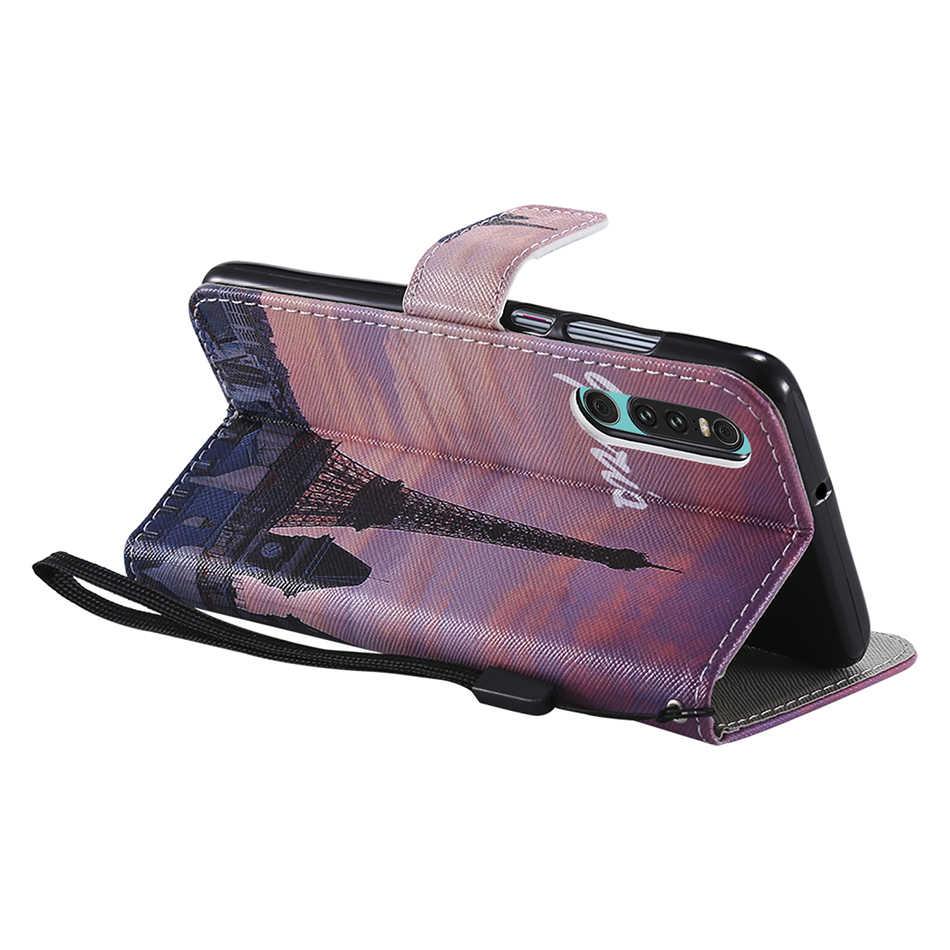 Etui do Sony XP X Performance C6 XA Ultra XZ1 XZ2 XZ3 XZ4 XA3 PU skórzany portfel z klapką posiadacz karty etui na Sony Xperia z5 przypadku