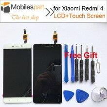 Pour Xiaomi Redmi 4 Lcd Écran 5.0 pouce Haute Qualité LCD de Remplacement Affichage + Écran Tactile pour Xiaomi Redmi 4 Smartphone