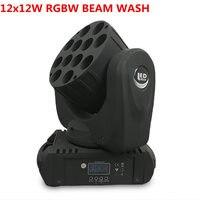 Светодиодный луч 12x12 Вт стирка перемещение головы свет этапа 12x12 Вт rgbw 4in1 луча moving head мыть свет, китай перемещение головы s стирка