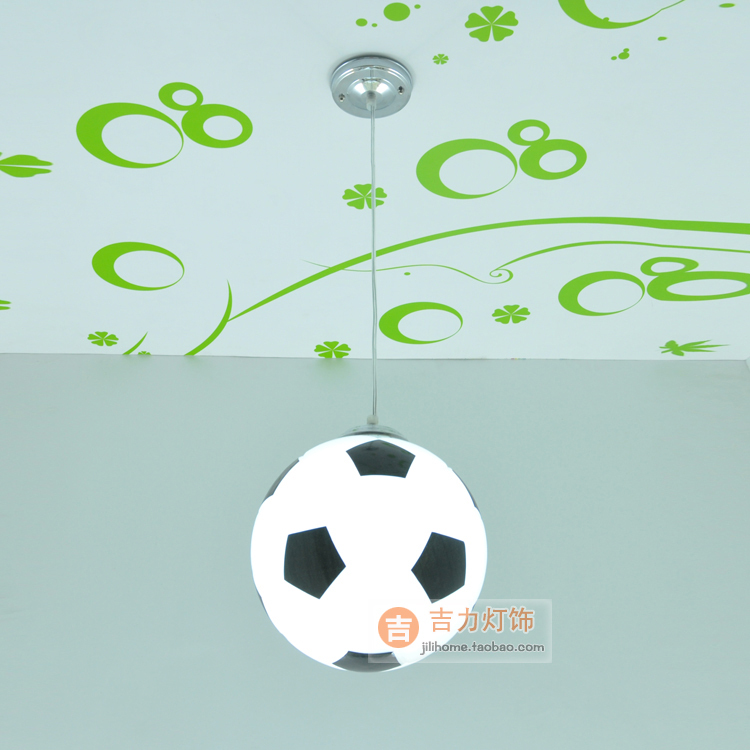 Aliexpress Football Chandelier Round Led Lamp Restaurant Crystal Bedroom Den For Voltage 90 260v From Reliable Switch