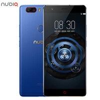 New Original ZTE Nubia Z17 Lite 6GB RAM 64 128GB ROM Mobile Phone Snapdragon 653 Octa
