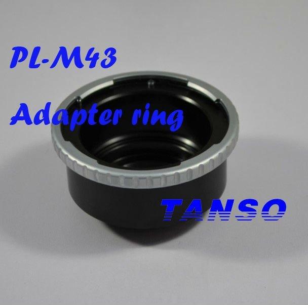 PL Mount Adapter ring Arriflex ARRI PL Mount to M4/3 mount  PL-M43