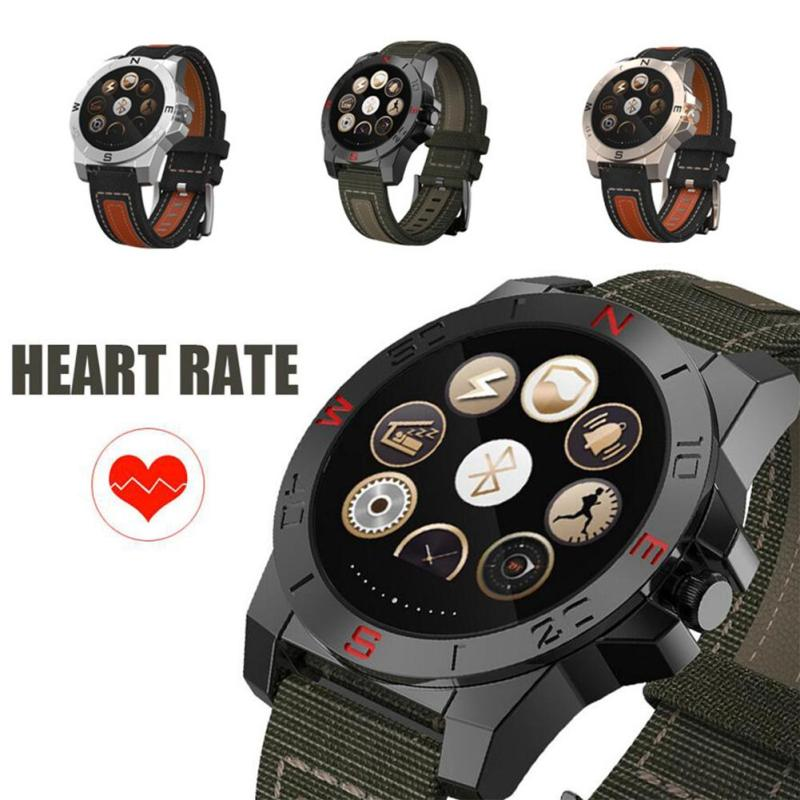 1pc new men sports Smart Watch Waterproof outdoor wristband Heart Rate Monitor alarm Watch LED clocks