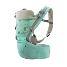 Baby Wraps Carrier Infant Breathable Hipseat Sling Front Facing Kid Carrying Belt Suspenders Toddler Wrap