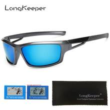 2fe85c0248a LongKeeper Fashion Men Polarized Sunglasses Women Stylish Sun Glasses Male  100% UV400 Polarized Driving Goggle Style Eyewears