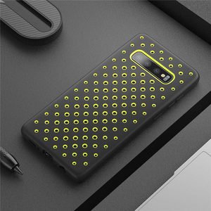 """Image 5 - For Samsung Galaxy S10 Plus Case 6.4"""" SUPCASE UB Sport Silicone Rubber PC Premium Hybrid Case Hole Pattern with Heat Dissipation"""