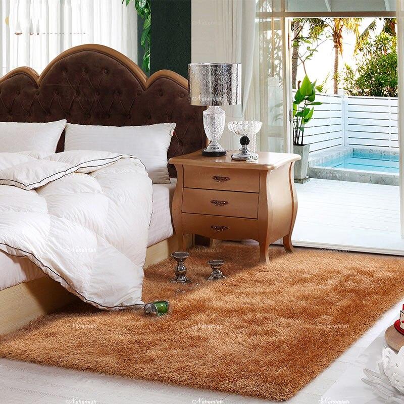 Современный минималистский гостиной журнальный столик ковер Pad шифрования толстый ковер прикроватная тумбочка для спальни одеяло ковры тв...
