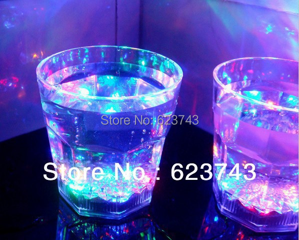 4pcs/<font><b>lot</b></font> <font><b>LED</b></font> <font><b>Tumbler</b></font> <font><b>Flashing</b></font> <font><b>plastic</b></font> cup,<font><b>led</b></font> luminous cup ,fluorescence cup, for bars,evening show,wedding and birthday party,