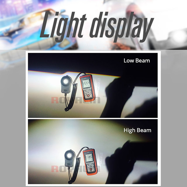 Royalin metal para hella 3r g5 bi xenon faróis lente d2s luzes do projetor lâmpada carro universal d1s d2h d3s d4s lâmpadas retrofit 5