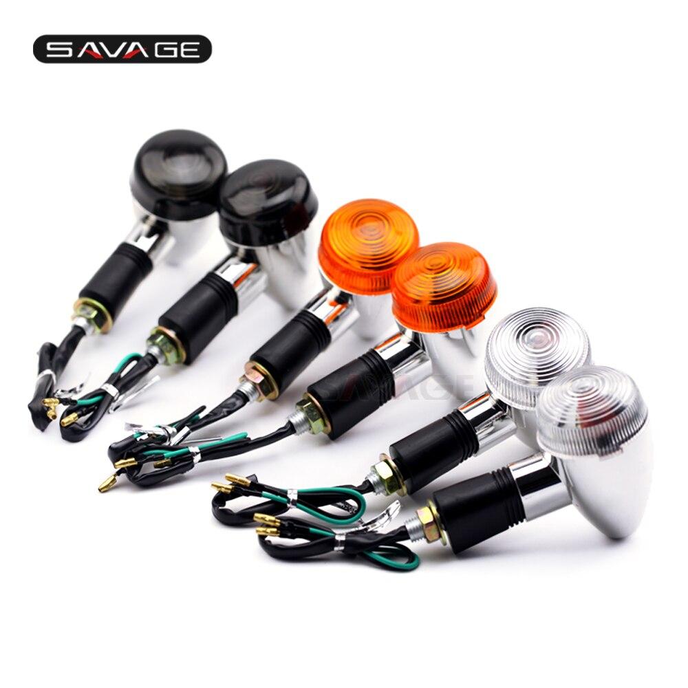 Turn Signal Light Indicator Lamp For YAMAHA XVS125 XVS250 XVS400 XVS650 XVS 125/250/400/650 Drag Star V-Star 1997-2015 2013 2014