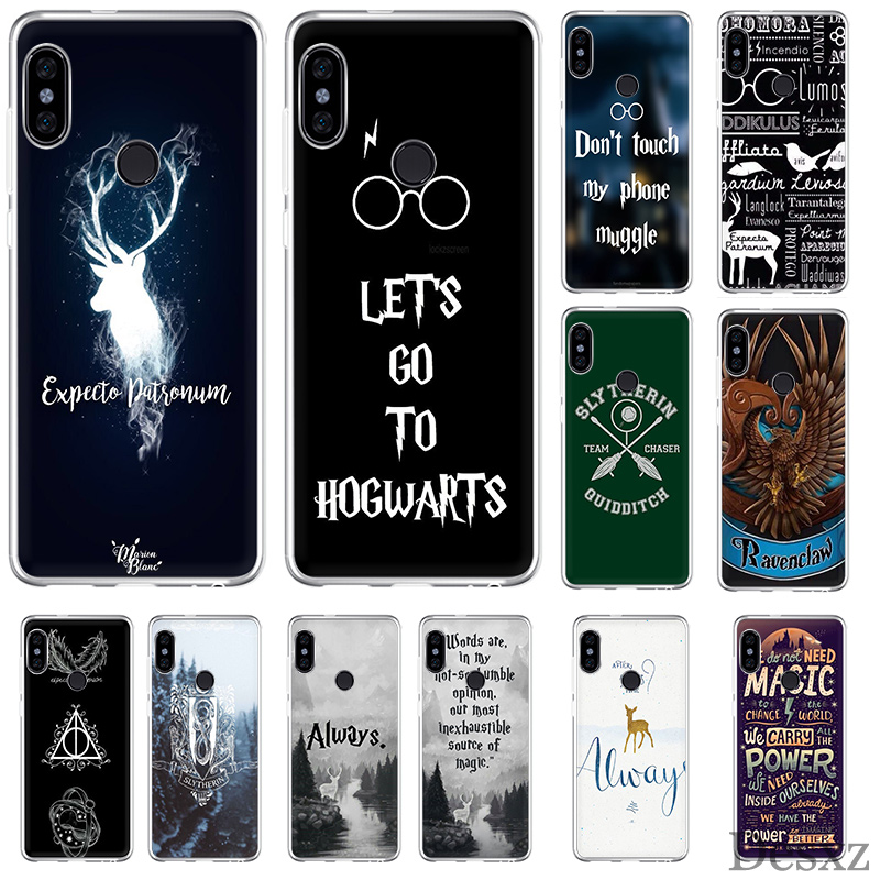 <font><b>HarryPotter</b></font> Dynamic Phone Case Cover For Redmi Note 3 4 4X 5 Pro 5A A Prime Cases image