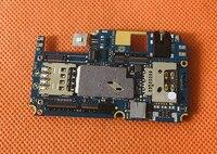 Usado Original mainboard 3G RAM + 32G ROM Motherboard para HOMTOM HT50 MTK6737 Quad Core HD Frete grátis|Circuitos de telefonia móvel| |  -