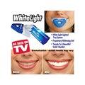 Blanquear los dientes dientes de la luz blanqueador Dientes Higiene Bucal Blanqueamiento Blanquean el Sistema VISTO EN la TV Envío Gratis